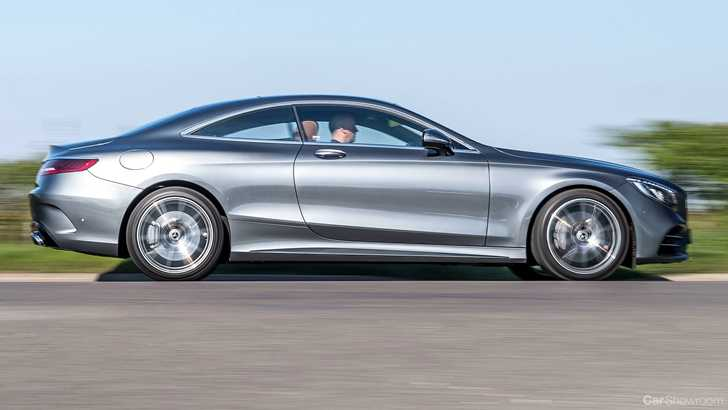 News 2019 Mercedes Benz S Class Coupe Cabriolet Detailed