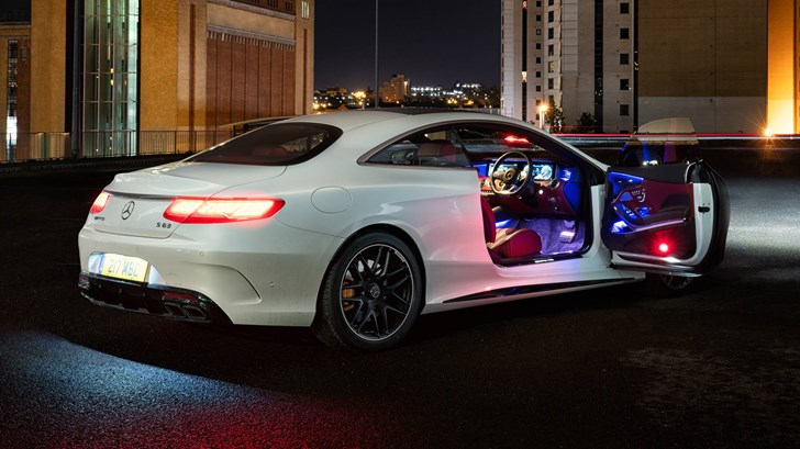 News - 2019 Mercedes-Benz S-Class Coupe, Cabriolet Detailed
