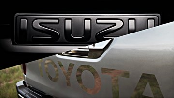 Toyota And Isuzu Part Ways, For Now – Gallery