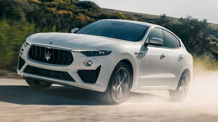 Maserati's V8-Powered Levante GTS Set For 2020 Arrival
