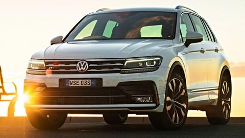 2019 Volkswagen Tiguan Lineup Streamlined –Gallery