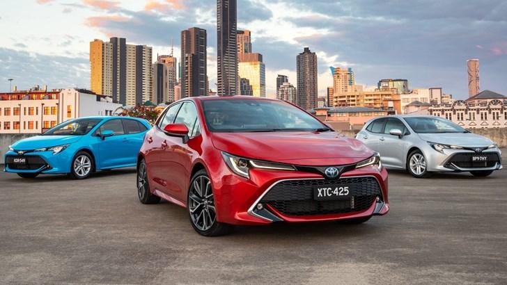 Toyota AU Details All-New 2018 Corolla Hatch