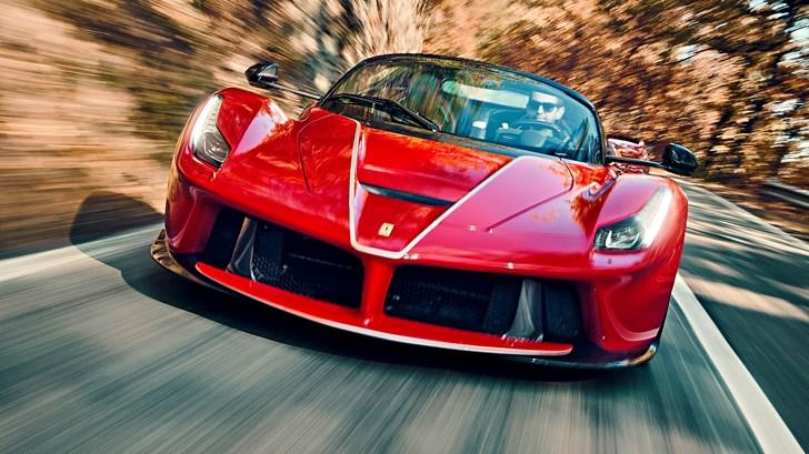 Ferrari Files Patents For A New Targa Top Design –Gallery