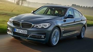 2018 BMW 330i GranTurismo Luxury Line