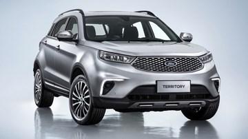 2018 Ford Territory (China)