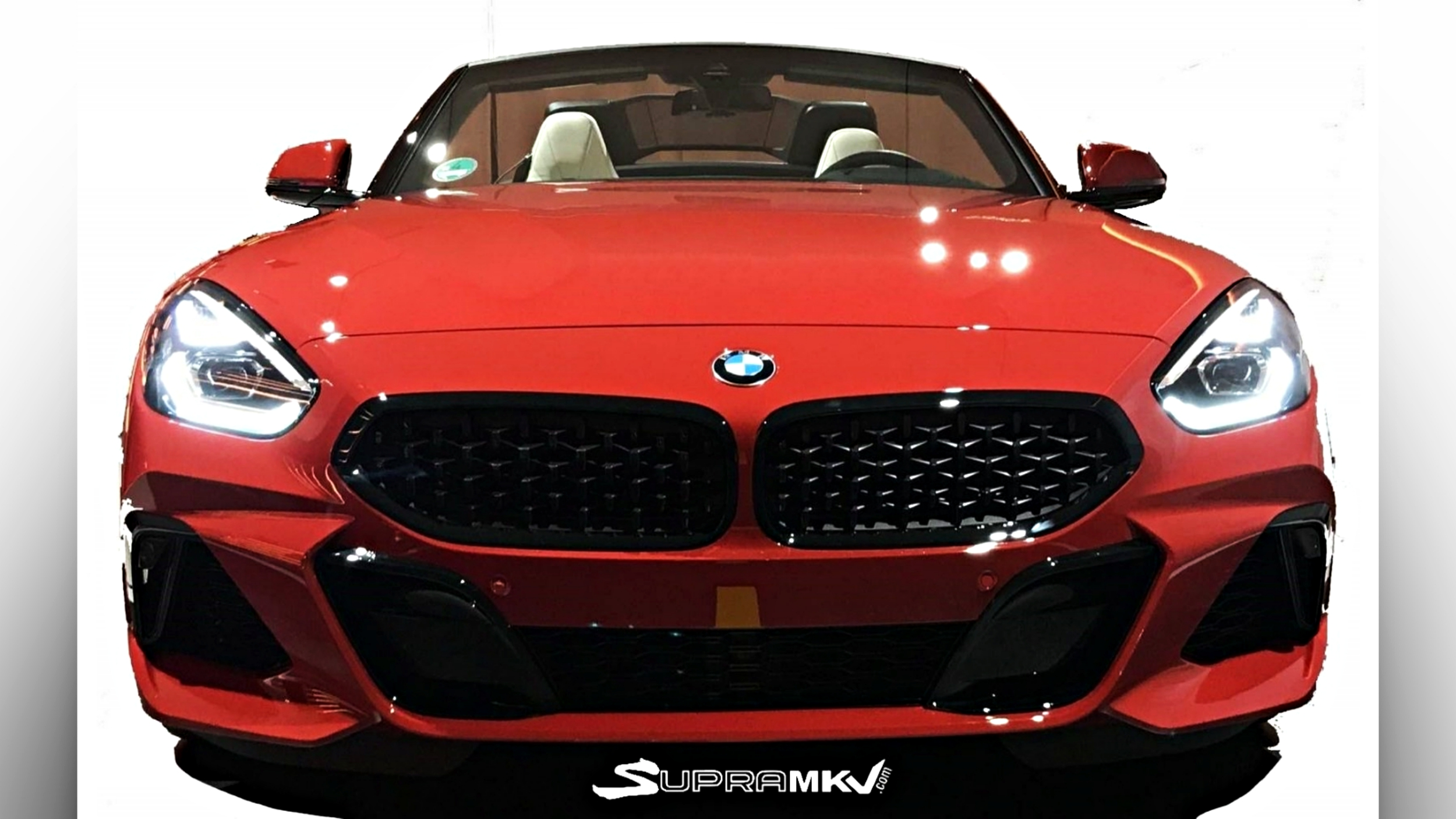 news - 2019 bmw z4 leaks… on a toyota supra forum