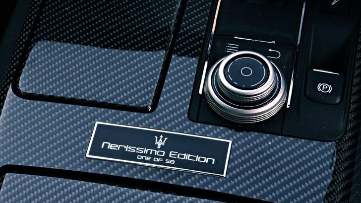 2018 Maserati Quattroporte GTS Gransport – Nerissimo Edition