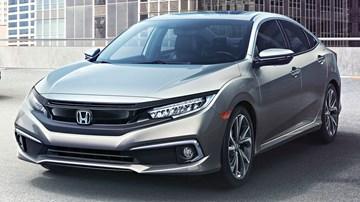 2019 Honda Civic Bursts Into US Market –Gallery