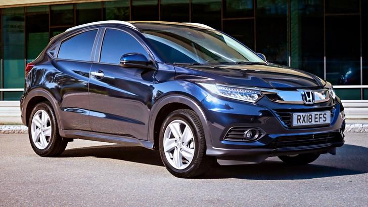 2018 Honda HR-V – UK Market