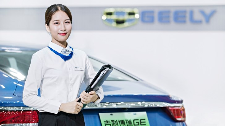 Geely Opens 149 Dealerships In A Day – Gallery