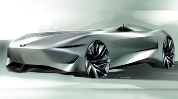 Infiniti Confirms 'Prototype 10' Aimed At Pebble Beach