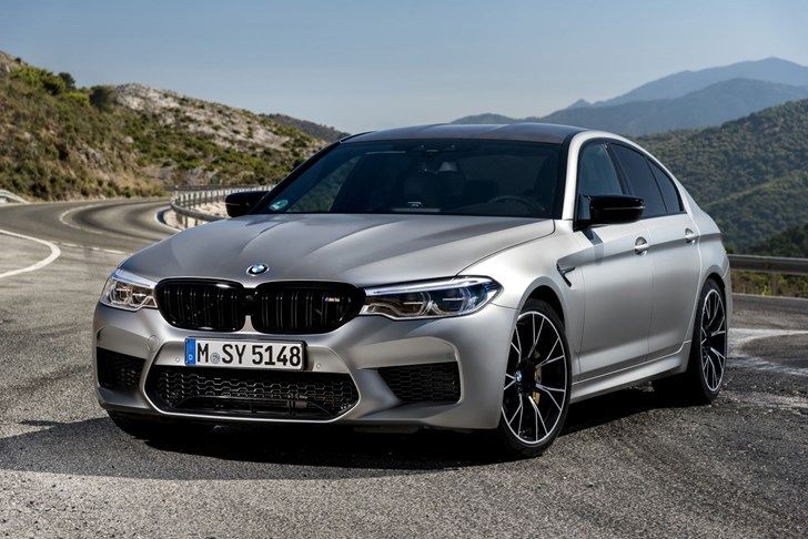 AU-Spec BMW M5 Competition, Details And Pricing Revealed