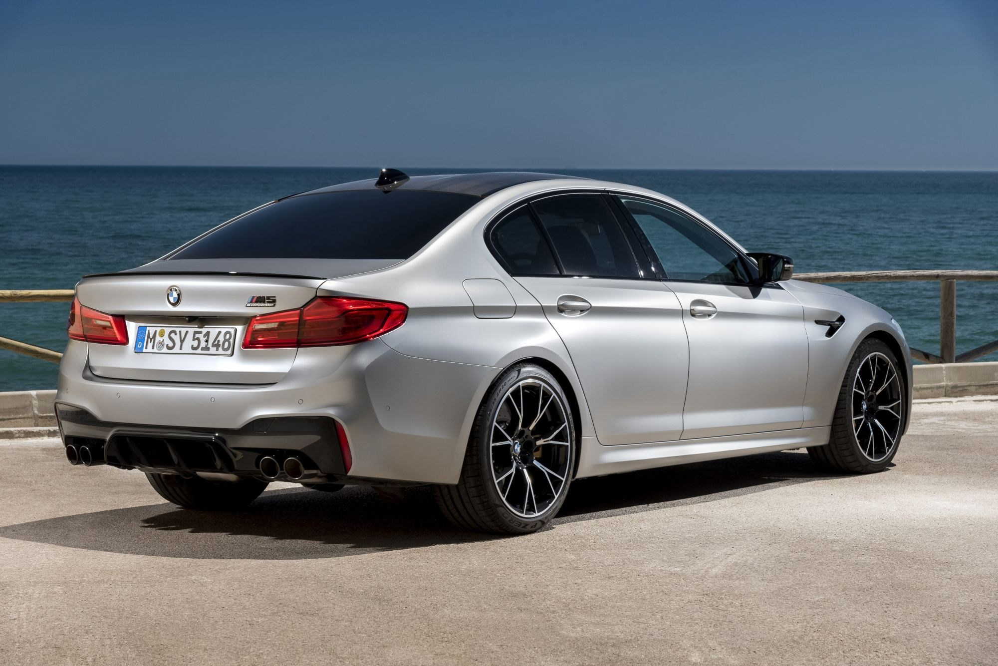 AU-Spec BMW M5 Competition, Details And Pricing Revealed Thumbnail