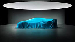 Bugatti Teases Divo Hypercar, Just Days Away–Gallery