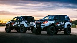 Isuzu's Stunt Team Unveil Concept X D-Max, MU-X Show Cars – Gallery