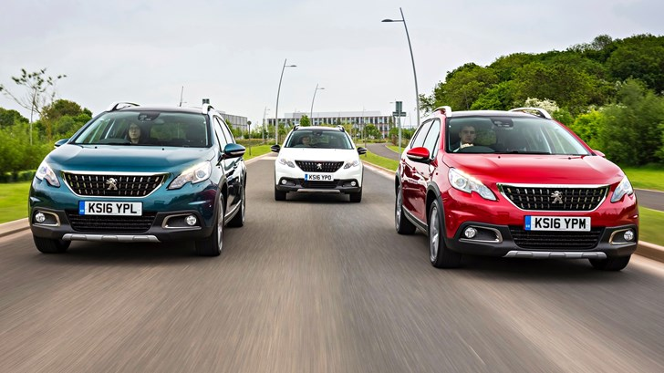 News 2020 Peugeot 2008 To Lead Compact Suv Assault