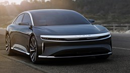 2020 Lucid Air Launch Edition