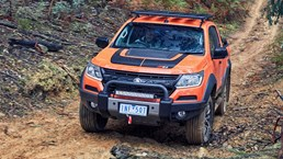 2018 Holden Colorado Z71 Xtreme – Limited Edition