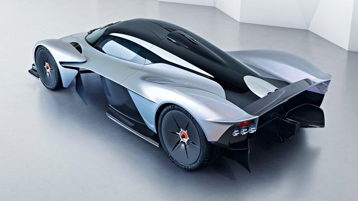 2017 Aston Martin Valkyrie Prototype