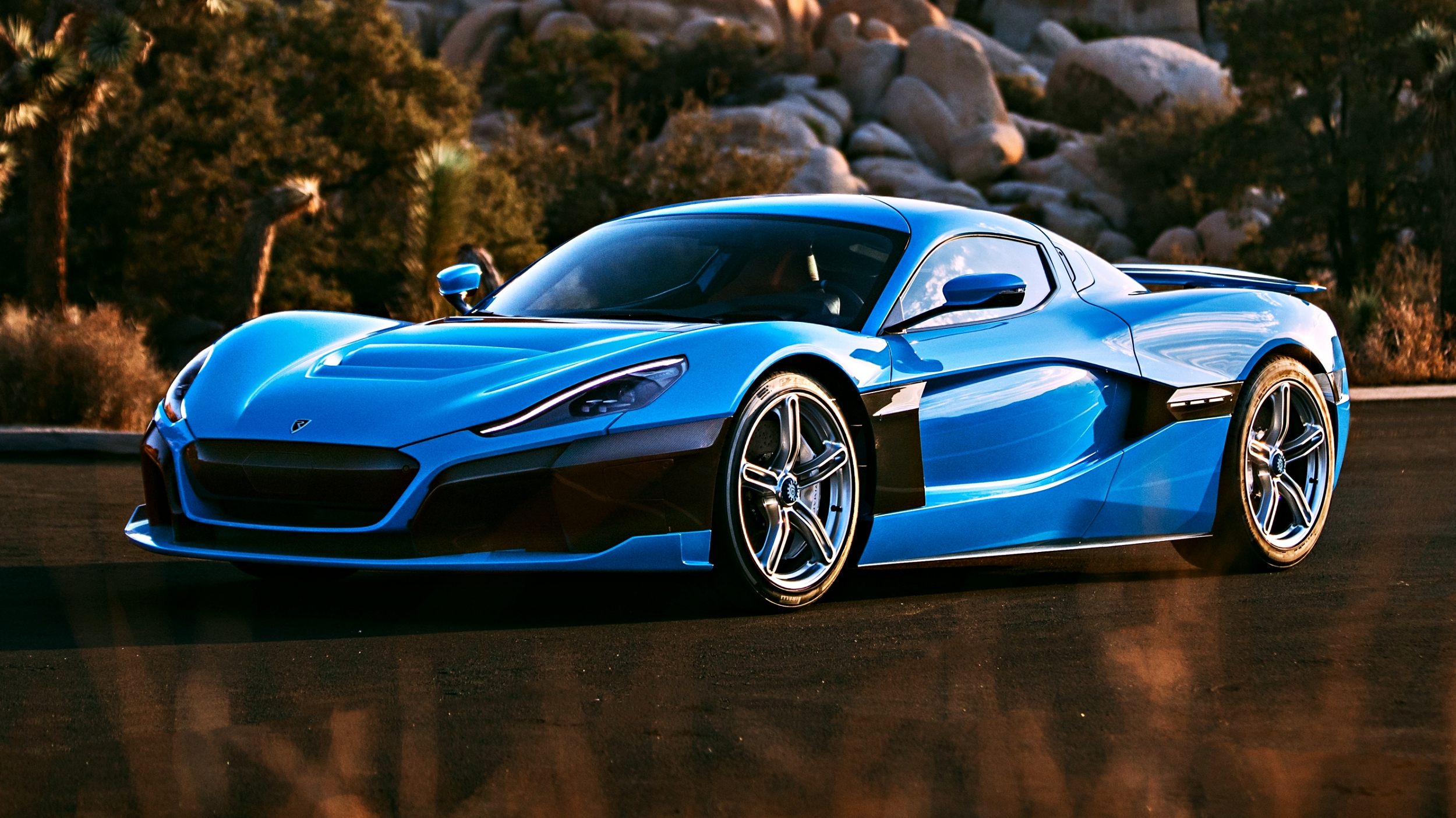 News Rimac C Two California Edition Packs 12 Litres Of