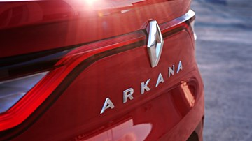 Renault Christens Its Coupe-SUV 'Arkana'