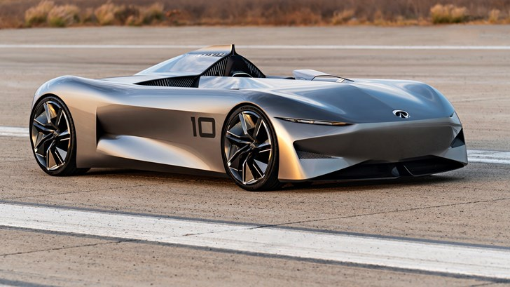 2018 Infiniti Prototype 10 – Pebble Beach Concours d'Elegance