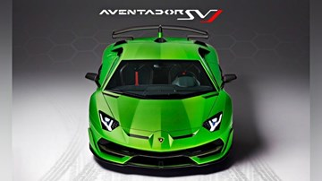 Lamborghini Aventador SVJ Gets Early Outing On Instagram –Gallery
