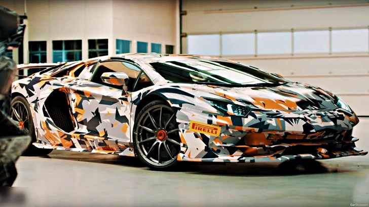 Lamborghini Aventador SVJ Gets Early Outing On Instagram – Gallery