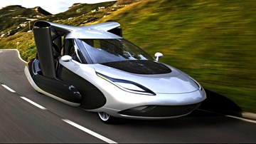 Japan Gets Toyota, Uber, Boeing To Make Flying Cars Real – Gallery