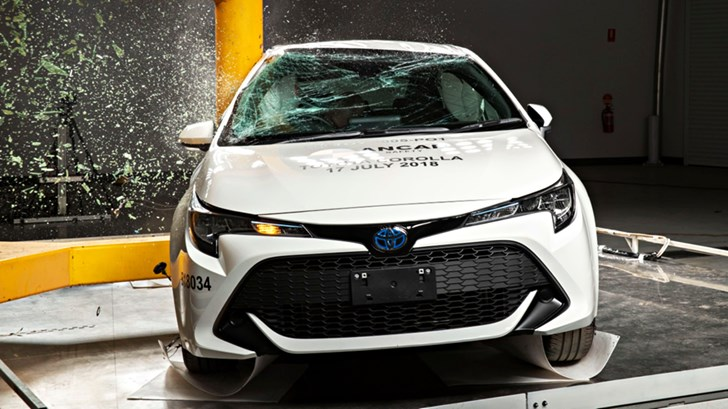 2019 Toyota Corolla Hatch Gets 5-Star ANCAP Rating – Gallery