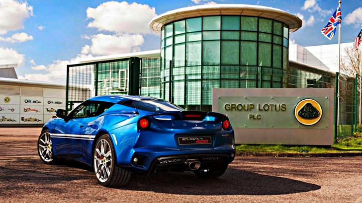 Lotus Snags New Product Boss From Bentley – Gallery