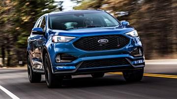 2019 Ford Edge ST – North America