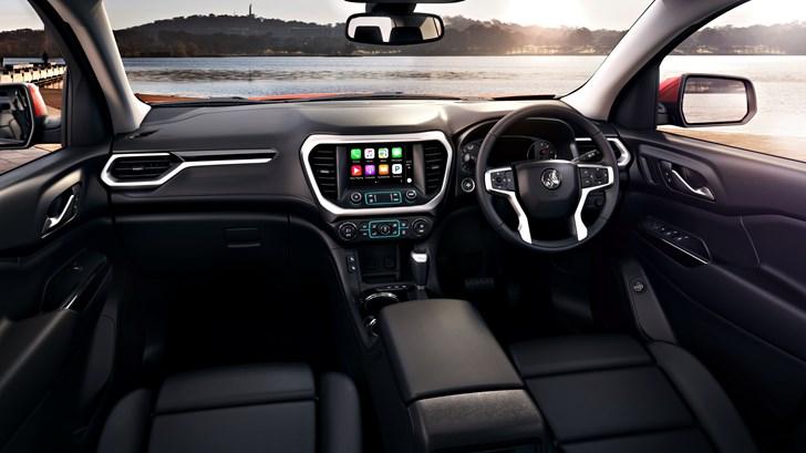 2019 Holden Acadia