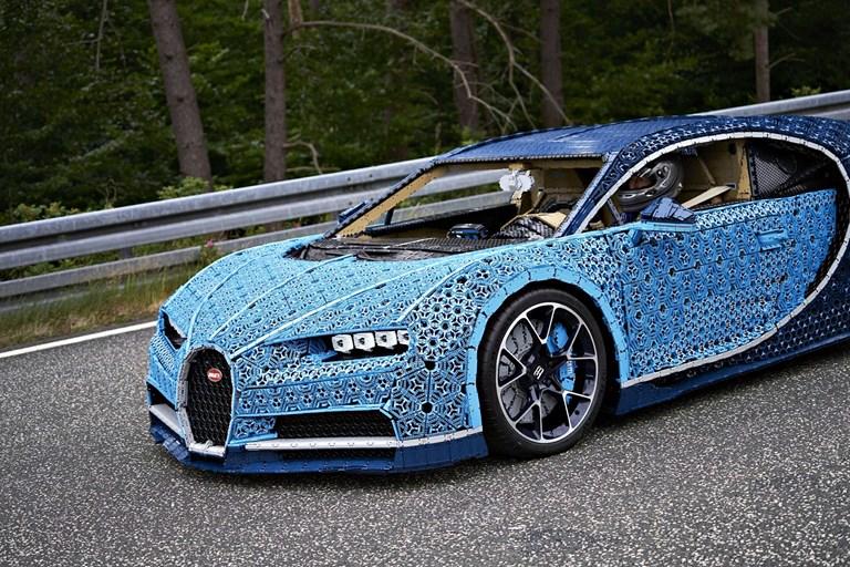 2018 Lego Technic - Bugatti Chiron