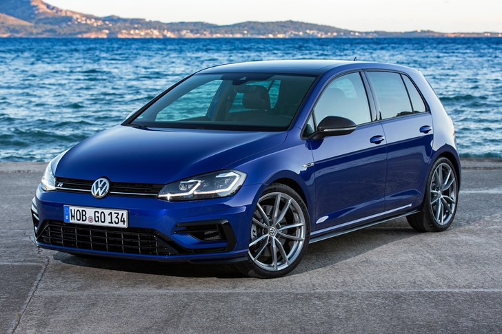 Volkswagen AU Lobs Golf R, Special Edition For 2019