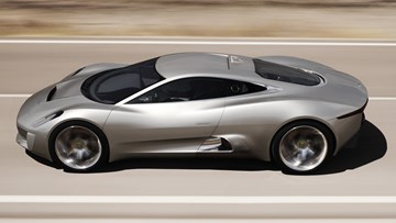 Jag F-Type To Bow Out For Mid-Engine Supercar In 2022