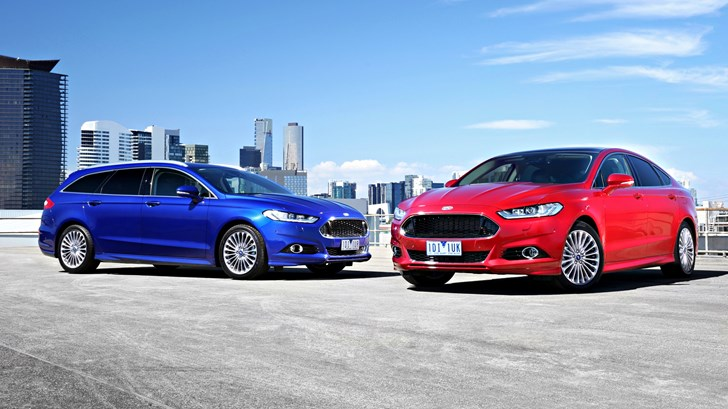 Ford Says There's Life Yet In The Mondeo – Gallery