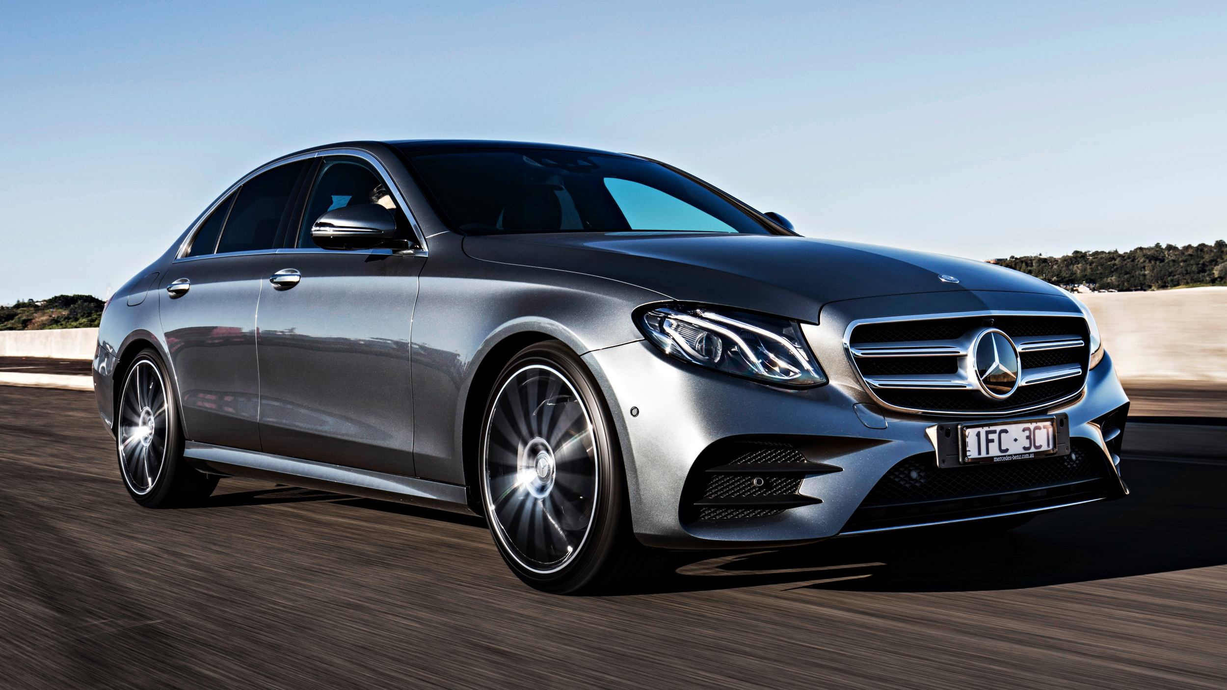 News - 2019 Mercedes-Benz E-Class Packs More Brains & Brawn