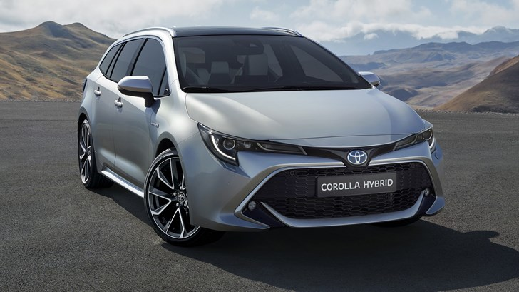 Toyota Reveals Family-Focused Corolla Touring Sports