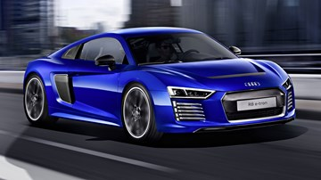 2022 Audi R8 To Be Reborn As E-Tron – Gallery