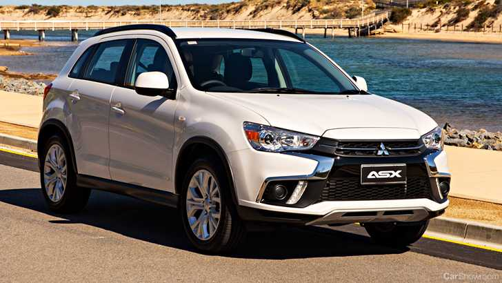 news 2019 mitsubishi asx sharpens value appeal considerably. Black Bedroom Furniture Sets. Home Design Ideas