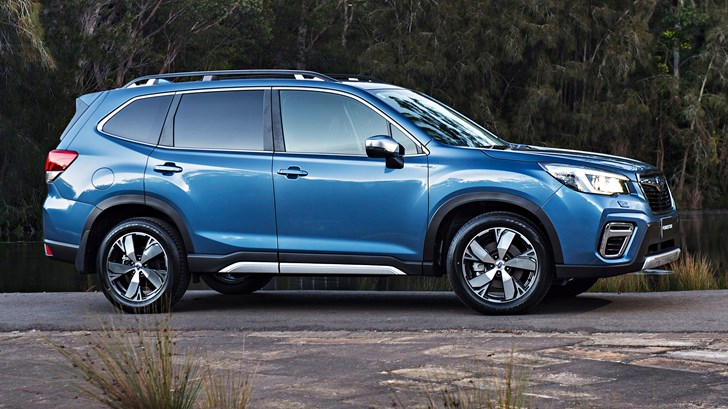 News 2019 Subaru Forester Is Quite The Family Car From 34k