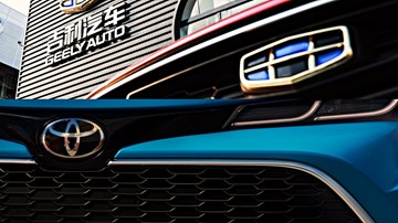 Do Toyota & Geely Share Electric Dreams? – Gallery