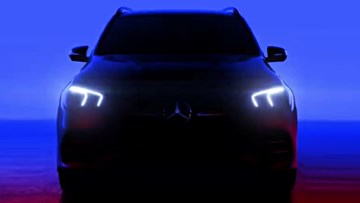 Teased 2019 Mercedes-Benz GLE Confirms What We Know – Gallery