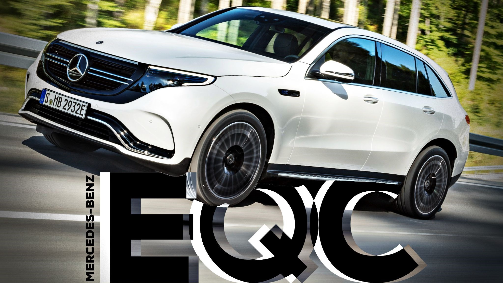 2019 Mercedes-Benz EQC Arrives – 300kW, 450km Range