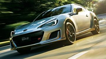 Subaru Japan's 2019 BRZ Is A Tale Of Incremental Changes – Gallery