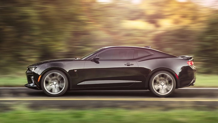 HSV Reveals Incoming Chevy Camaro Specs & Prices