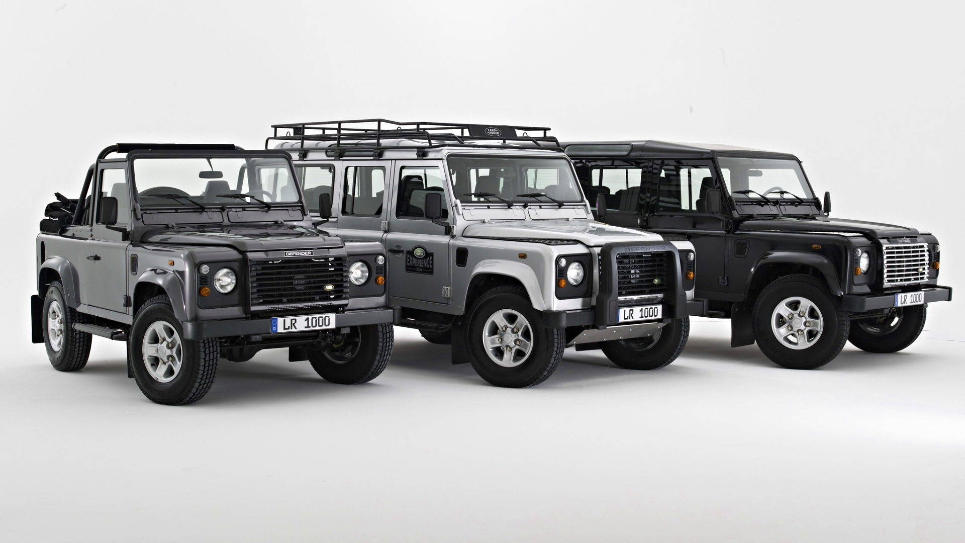 News 2020 Land Rover Defender To Return As A Family Report