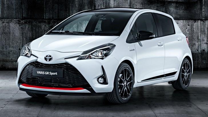 2018 Toyota Yaris GR-Sport – Paris Motorshow