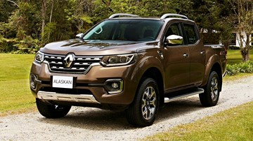 Renault Australia Intent On Offering Two New Utes – Gallery
